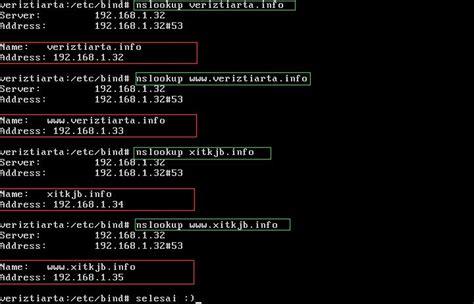 cara konfigurasi dns server di linux setting dns server debian ainur842
