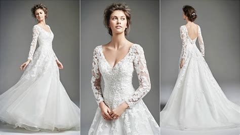 Wedding Dress With Sleeves   Best Wedding Dresses