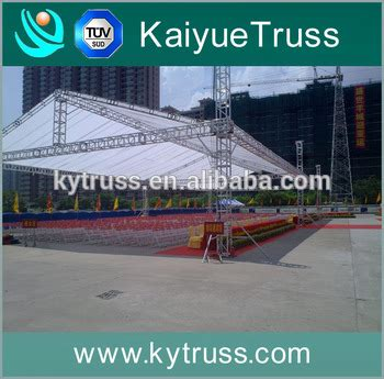 used truss equipment aluminum truss stage used truss equipment for sale roof