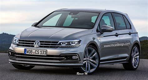 golf 8 wann volkswagen golf viii reportedly coming in two years