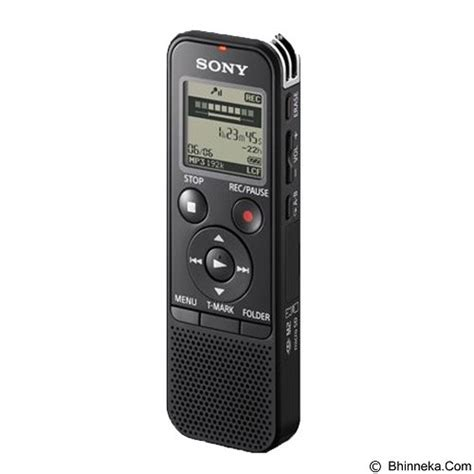 Sony Voice Recorder Icd Px 440 by Jual Sony Voice Recorder Icd Px 440 Black Merchant