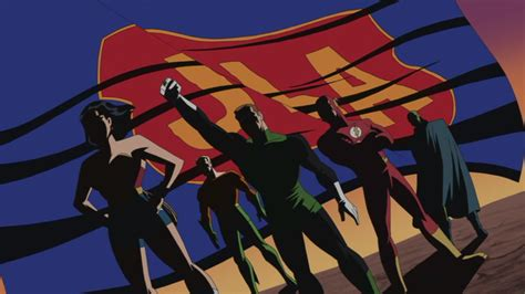 movie justice league new frontier dc comics images justice league the new frontier