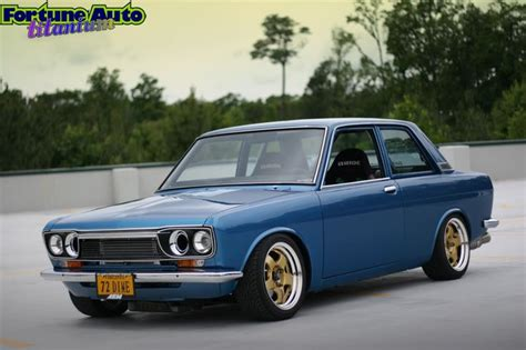 datsun 510 sr20det sr20det powered 72 datsun 510 wheeled warriors