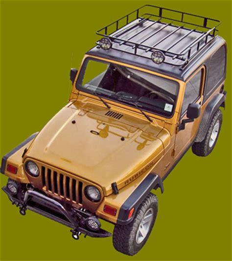 Jeep Wrangler Roof Racks For Hardtops by Jeep Roof Rack Garvin Jeep Roof Rack
