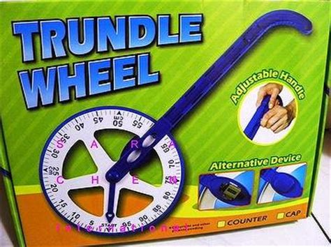 taiwan meter trundle wheel with counter (measuring
