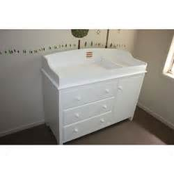 white baby change table chest of drawers cabinet buy