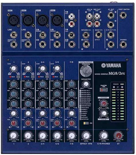 Mixer Yamaha Mg 32 Channel yamaha mg 10 2 the now budget classic yamaha mg range