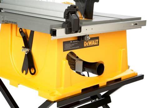 dewalt dw744x 10 inch site table saw with 24 1 2 inch