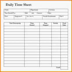timesheets templates free free timesheet templates daily timesheet template free