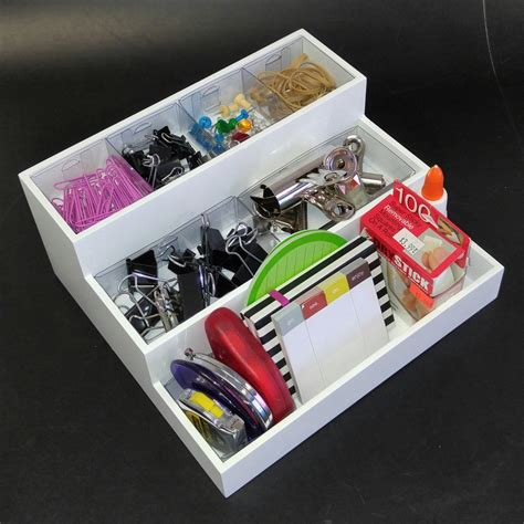 office supplies desk organizer stadium desk organizer for crafts office supplies and