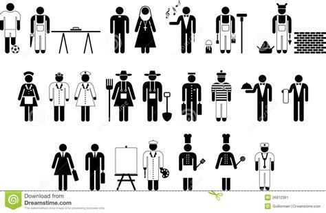 Room Diagram Maker pictogrammes des ouvriers image stock image 26812361