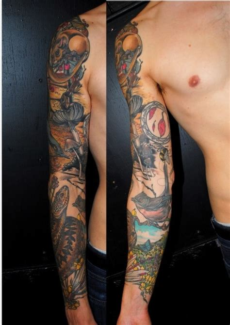 tattoo new brighton 1000 images about sleev on pinterest sleeve full