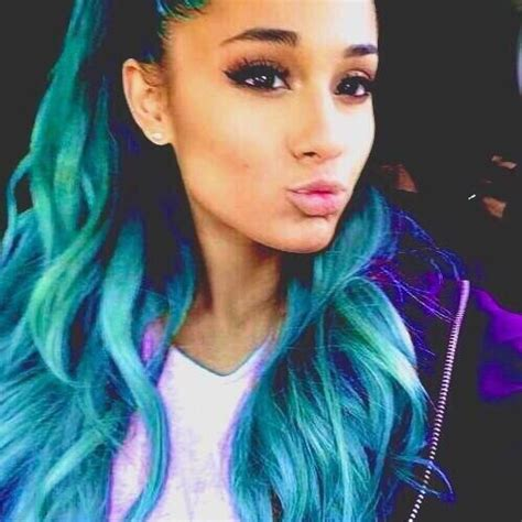 grande new hair color june 23 2014 by