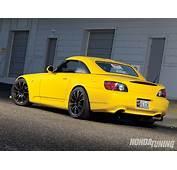 2000 Honda S2000  Tuning Magazine