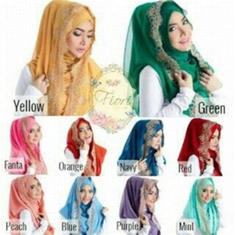 Jilbab Hoodie Instan jual harga jilbab hoodie instant fiori zero2fifty