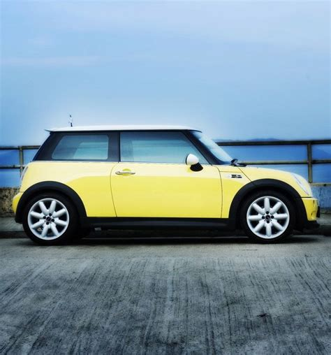 Mini Cooper Yellow by Yellow Mini Cooper Baby You Can Drive My Car