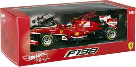 Mattel Wheels Elite 1 18 F138 2013 Gp Fernando Alonso Diec wheels 1 18 2013 f138 fernando alonso mattel