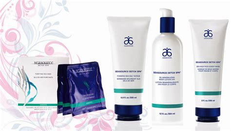 Arbonne Detox Spa Presentation by Domowe Spa Z Seasource Detox Od Arbonne Kobietamag Pl