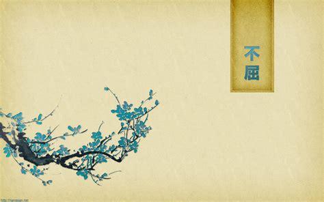 wallpaper cool style 唯美意境优美古典中国风水墨画高清桌面壁纸 风景壁纸 壁纸下载 美桌网