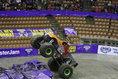 100 Monster Truck Show Verizon Center Washington