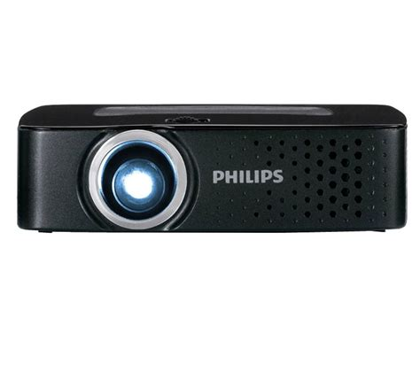 with projector philips picopix ppx3614 portable projector deals pc world
