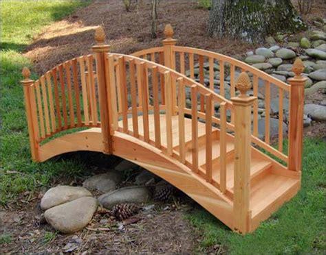 how to make a wooden bridge garden bridges wooden bridge designs custom wood bridges designerbridges com