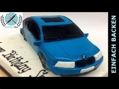 Auto Kuchen Backen by Auto Torte 3d Car Cake Mit Anleitung Und Rezept I
