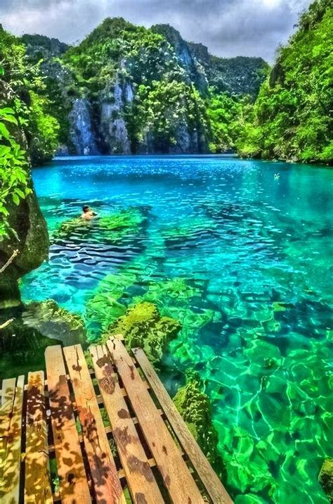 beautiful places to visit 23 the most beautiful places in the world palawan