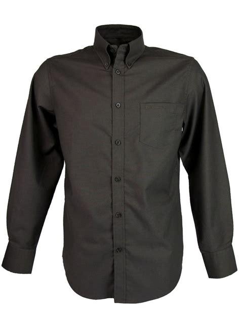 Square Plain Collar Shirt 2 mens ben sherman classic eton oxford shirt plain