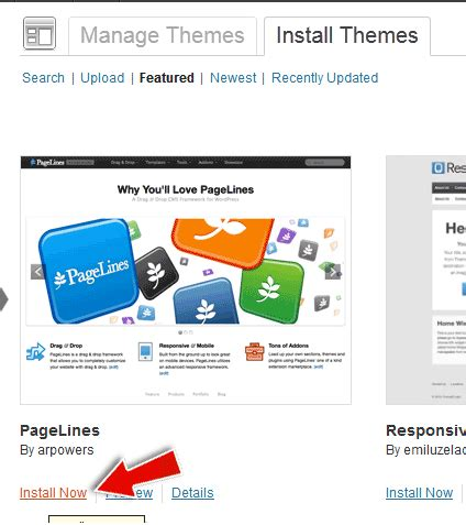 how do i install a new theme in windows 7 ask dave taylor how to setup wordpress