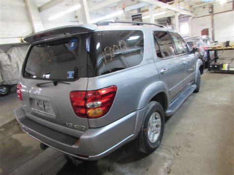 2001 toyota sequoia parts parting out 2001 toyota sequoia stock 150012 tom s