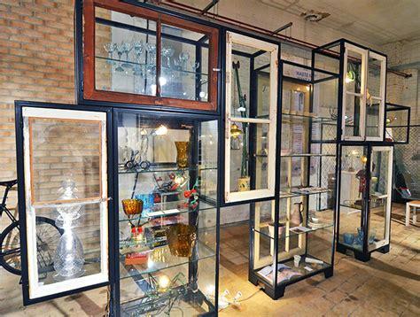 recycled interior doors recycled designs shine at belgium s ventura interieur