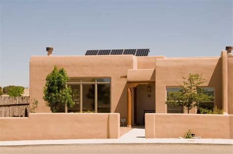Solar Panels For Homes In Mexico - 1000 ideas about new mexico homes on santa fe