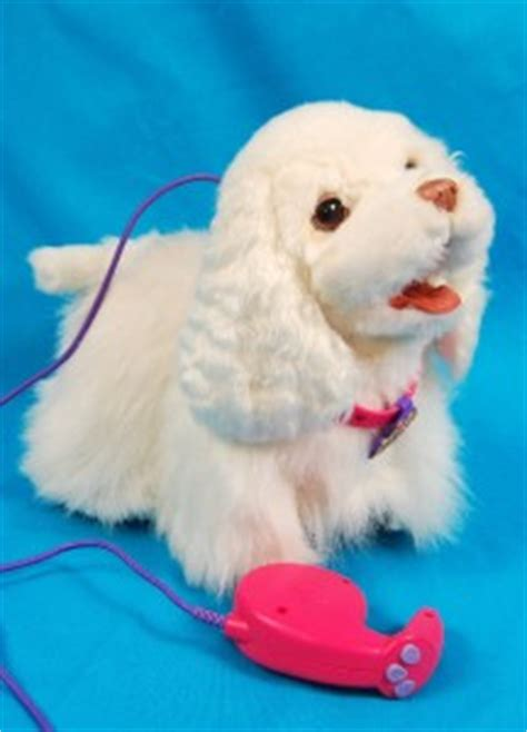 furreal walking puppy furreal friends pets gogo go my walkin walking pup puppy with leash look ebay