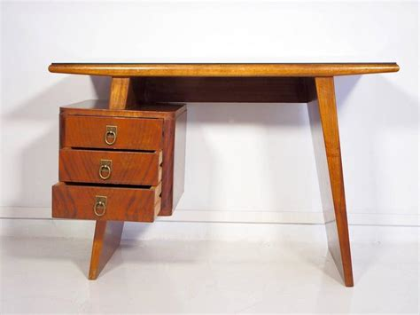 Small Writing Desks With Drawers Small Italian Mahogany Writing Desk With Drawers For Sale At 1stdibs