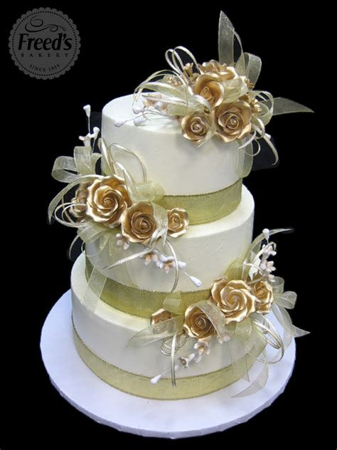 Wedding Anniversary Ideas In Las Vegas by 50th Wedding Anniversary Cakes Classic Wedding Cakes