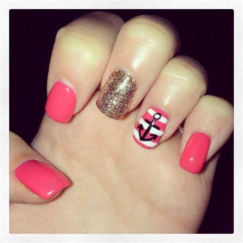 gel full set summer nails nail art ideas pinterest