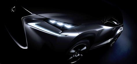 teaser car lexus released 2015 nx teaser image youwheel car