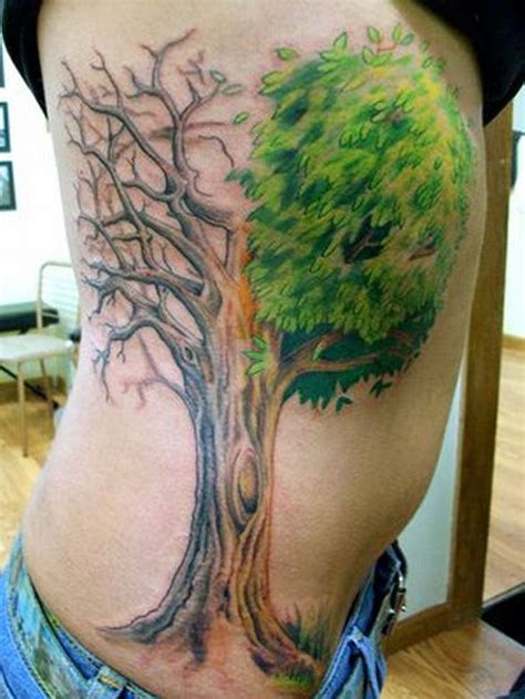 tree tattoos for women go deeper into it tattoo