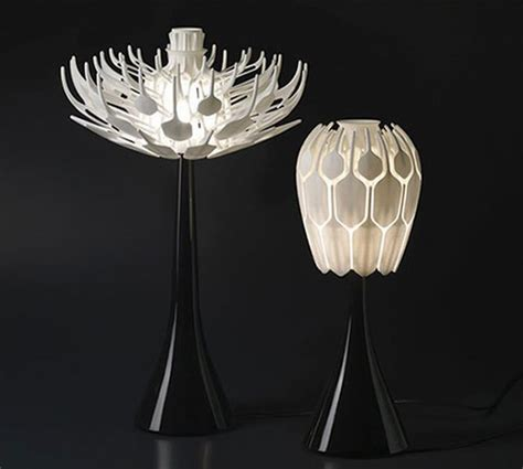 Organic Lighting by Organic And Ethereal Bloom Table L