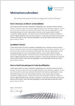 Motivationsschreiben Bewerbung Architektur motivationsschreiben muster f 252 r deine bewerbung jobguru