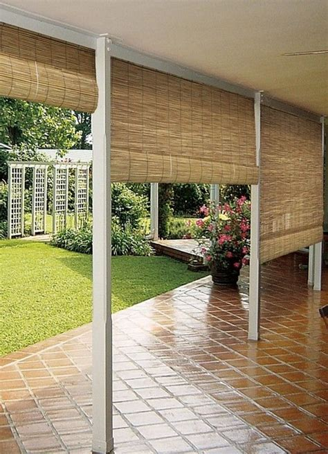 Outdoor Blinds For Porch 24 Beautiful Outdoor Blinds Messagenote