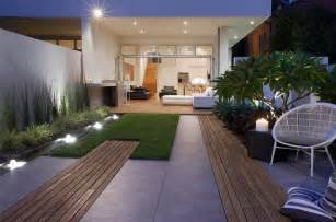 Small Contemporary Garden Ideas Movement Contemporary Landscape Sydney By Dean Herald Rolling Landscapes