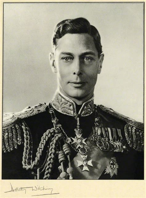 king george vi king george vi quotes quotesgram