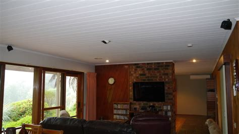 Knotty Pine Ceiling   Rustic   Living Room   Melbourne   by Applied Right