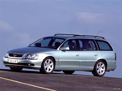 Opel Omega B by 2000 Opel Omega B Caravan Pictures Information And