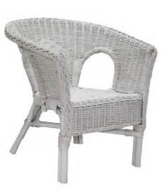 White Wicker Armchair by Lovely White Wicker Armchair Merciarescue Org