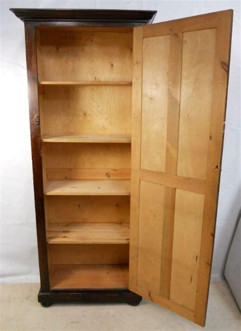 Cupboard Uk Edwardian Beech Kitchen Cupboard 231357