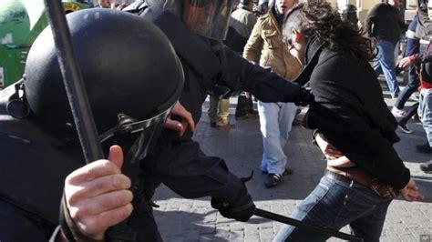 imagenes historicas farc abuso tras brutal represi 243 n en valencia protestas estudiantiles
