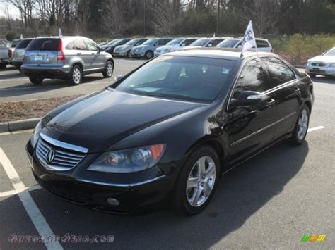 2005 acura rl 3 5 2005 acura rl 3 5 awd sedan in nighthawk black pearl